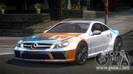 Mercedes-Benz SL65 U-Style PJ1 para GTA 4