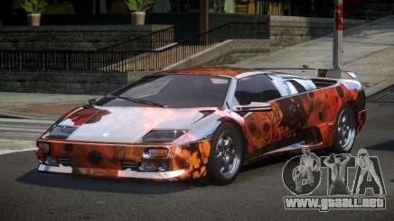 Lamborghini Diablo U-Style S1 para GTA 4
