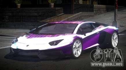 Lamborghini Aventador LP-N L4 para GTA 4