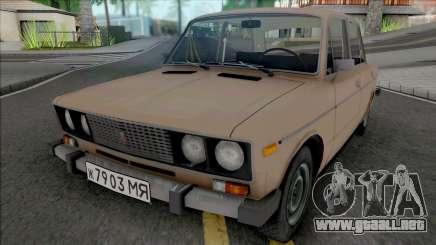 VAZ-2106 Stock para GTA San Andreas