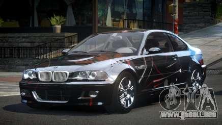 BMW M3 U-Style S7 para GTA 4