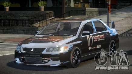 Mitsubishi LE IX S6 para GTA 4