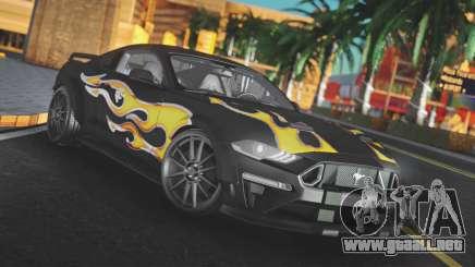 Ford Mustang Shelby GT350 Razor Version para GTA San Andreas