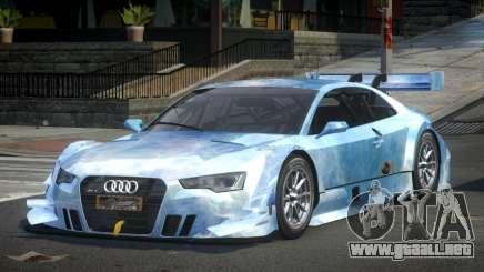 Audi RS5 GT S1 para GTA 4