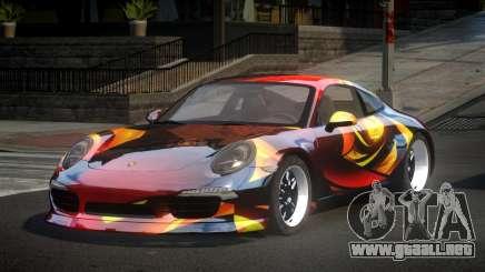 Porsche Carrera GT-U S3 para GTA 4