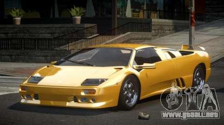 Lamborghini Diablo U-Style para GTA 4