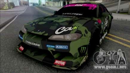 Nissan Silvia S15 Fail Crew para GTA San Andreas