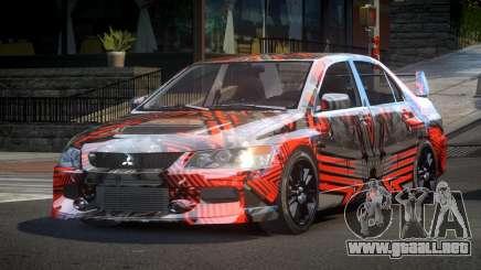 Mitsubishi LE IX S3 para GTA 4