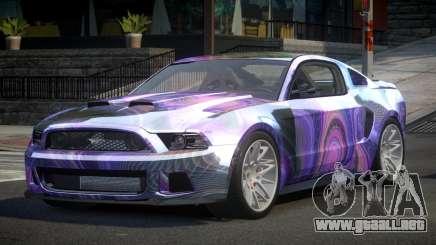 Ford Mustang GT-I L5 para GTA 4