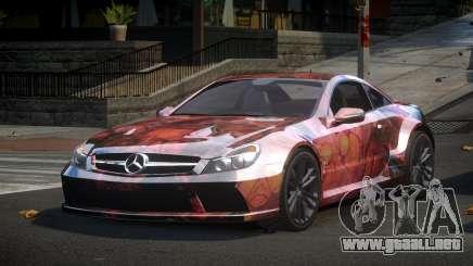 Mercedes-Benz SL65 U-Style PJ2 para GTA 4