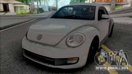 Volkswagen Beetle GTI para GTA San Andreas
