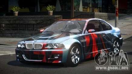 BMW M3 U-Style S10 para GTA 4