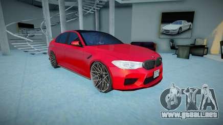 BMW M5 F90 (good model) para GTA San Andreas