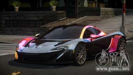 McLaren P1 Qz S4 para GTA 4