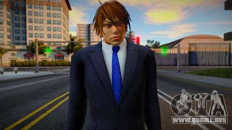 Shin Kamiya Tekken Blood Vengeance v2 para GTA San Andreas
