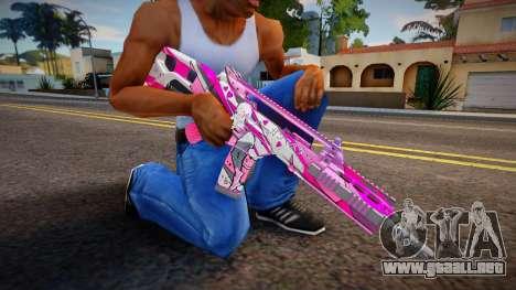Dreammaker Holger from MW2019 para GTA San Andreas