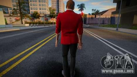 Johnny Cage Suit MK11 para GTA San Andreas