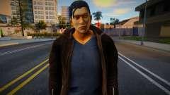 FBI Sergei skin para GTA San Andreas