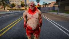 Chris Walker Skin Mod para GTA San Andreas