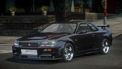 Nissan Skyline R34 J-Style para GTA 4