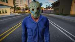 Jason Part 5 Skin (mask) para GTA San Andreas