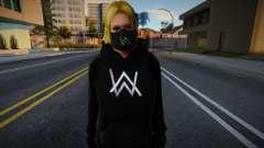 DOA Helena Douglas Fashion Casual Style Alan W 2 para GTA San Andreas