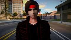 Kyo Kusanagi HAMZA Outfit para GTA San Andreas