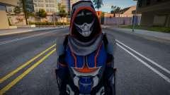 MCU Taskmaster para GTA San Andreas