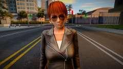 Sexy girl from DOA 12 para GTA San Andreas