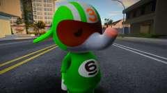 Big Top - Animal Crossing Elephant para GTA San Andreas