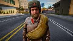 Call of Duty 2 German Winter 2 para GTA San Andreas