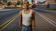 Hernandez casual para GTA San Andreas