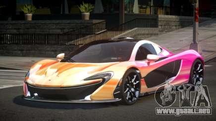 McLaren P1 BS S7 para GTA 4