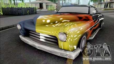 Hermes X Cuban para GTA San Andreas