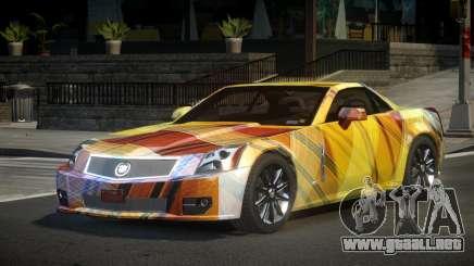 Cadillac XLR GS S1 para GTA 4