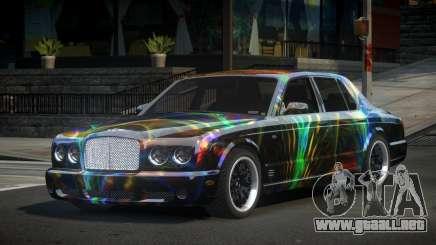 Bentley Arnage Qz S1 para GTA 4