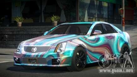 Cadillac CTS-V US S4 para GTA 4