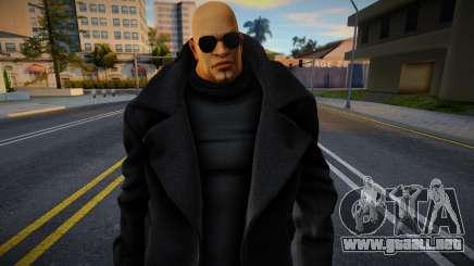 Craig Survival Big Coat 16 para GTA San Andreas
