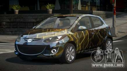 Mazda 2 U-Style S5 para GTA 4