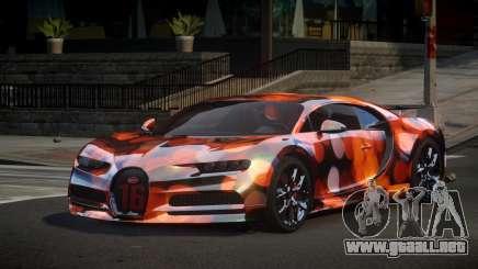 Bugatti Chiron Qz S3 para GTA 4