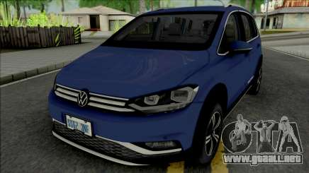 Volkswagen Cross Touran L 280 TSI 2021 para GTA San Andreas