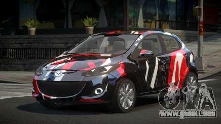 Mazda 2 U-Style S10 para GTA 4