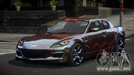 Mazda RX-8 Qz S9 para GTA 4
