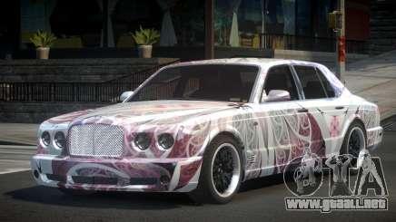 Bentley Arnage Qz S5 para GTA 4