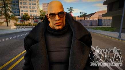 Craig Survival Big Coat 10 para GTA San Andreas