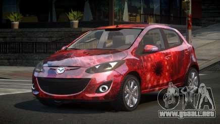 Mazda 2 U-Style S7 para GTA 4
