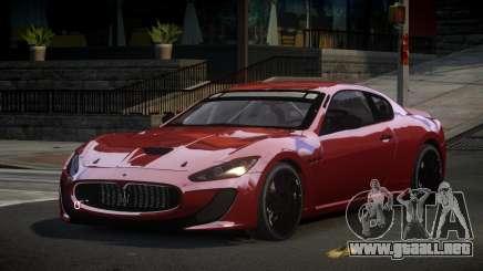 Maserati Gran Turismo US para GTA 4