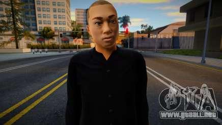 San Fierro Triads HD (Triada) para GTA San Andreas