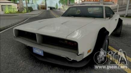 Dodge Charger RT 1969 Widebody para GTA San Andreas