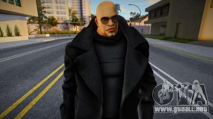 Craig Survival Big Coat 12 para GTA San Andreas